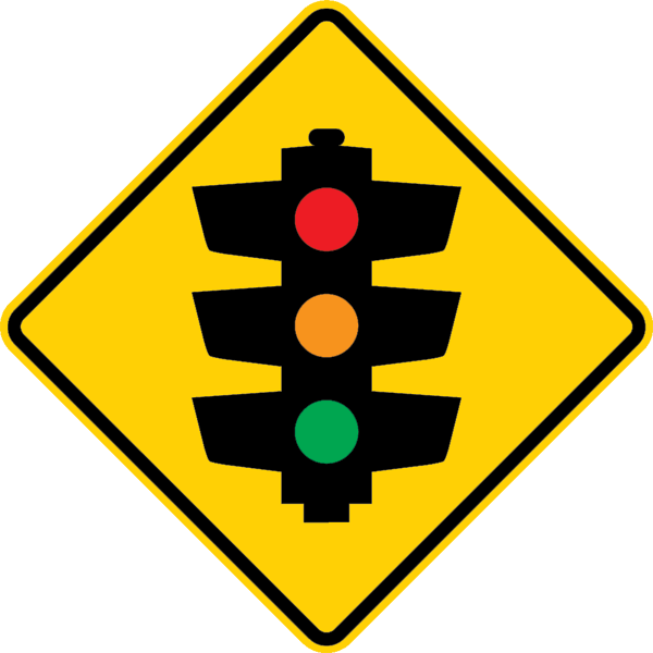 - png Sign Lights Wikimedia Traffic File anz Ahead Commons colour