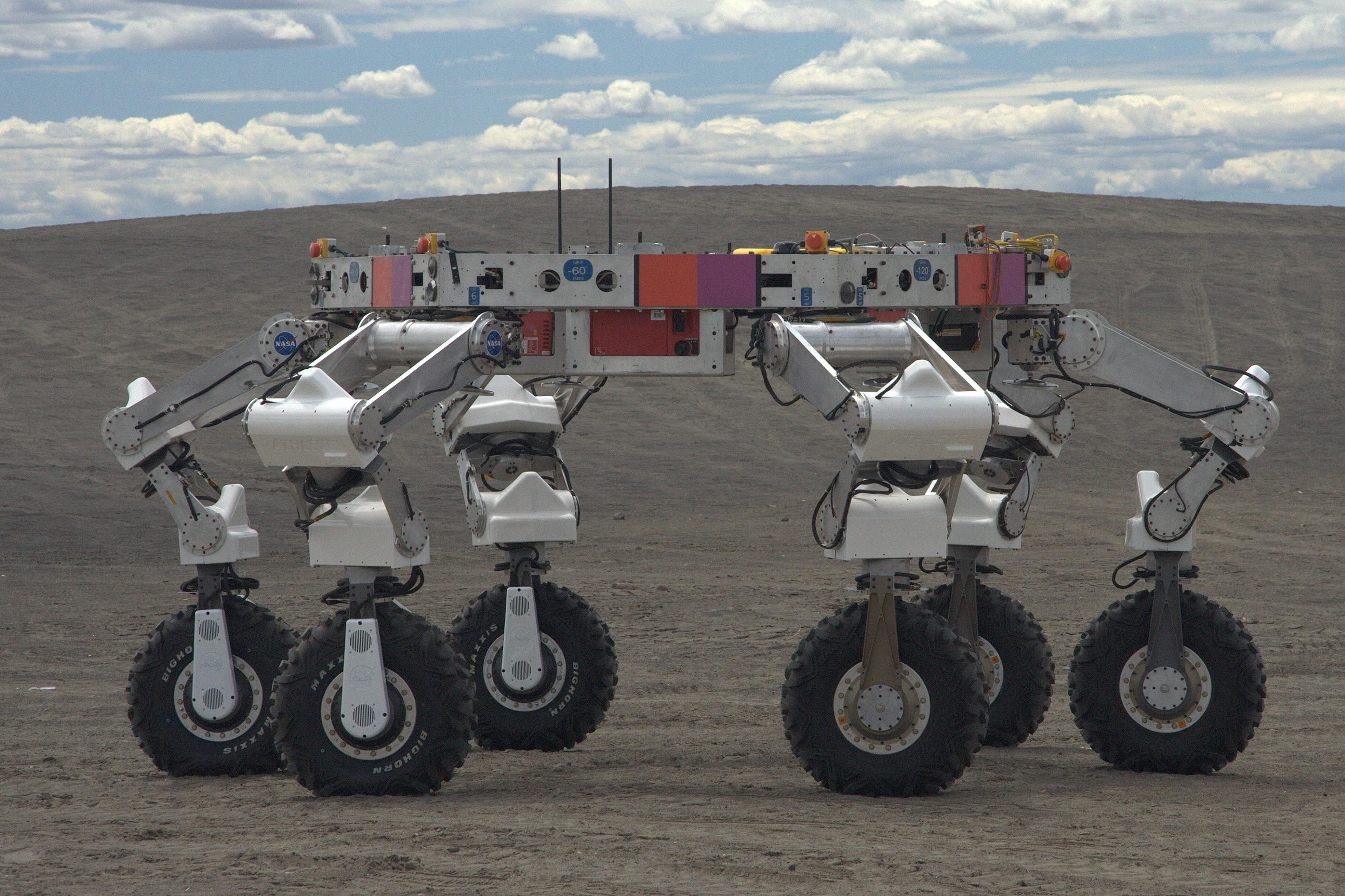 File Athlete Rover In The Field In 2008 Jpg Wikimedia