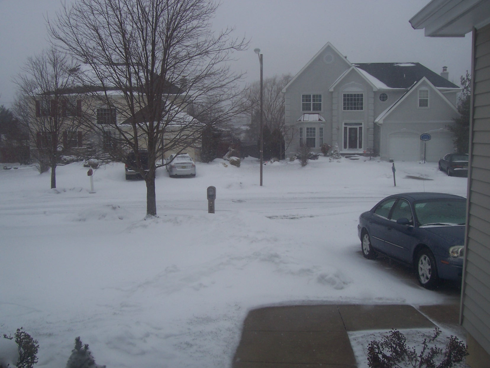 File:A South Jersey neighborhood blaketed with snow from ...