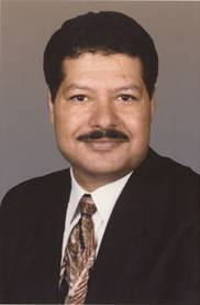 Ahmed Zewail (links)