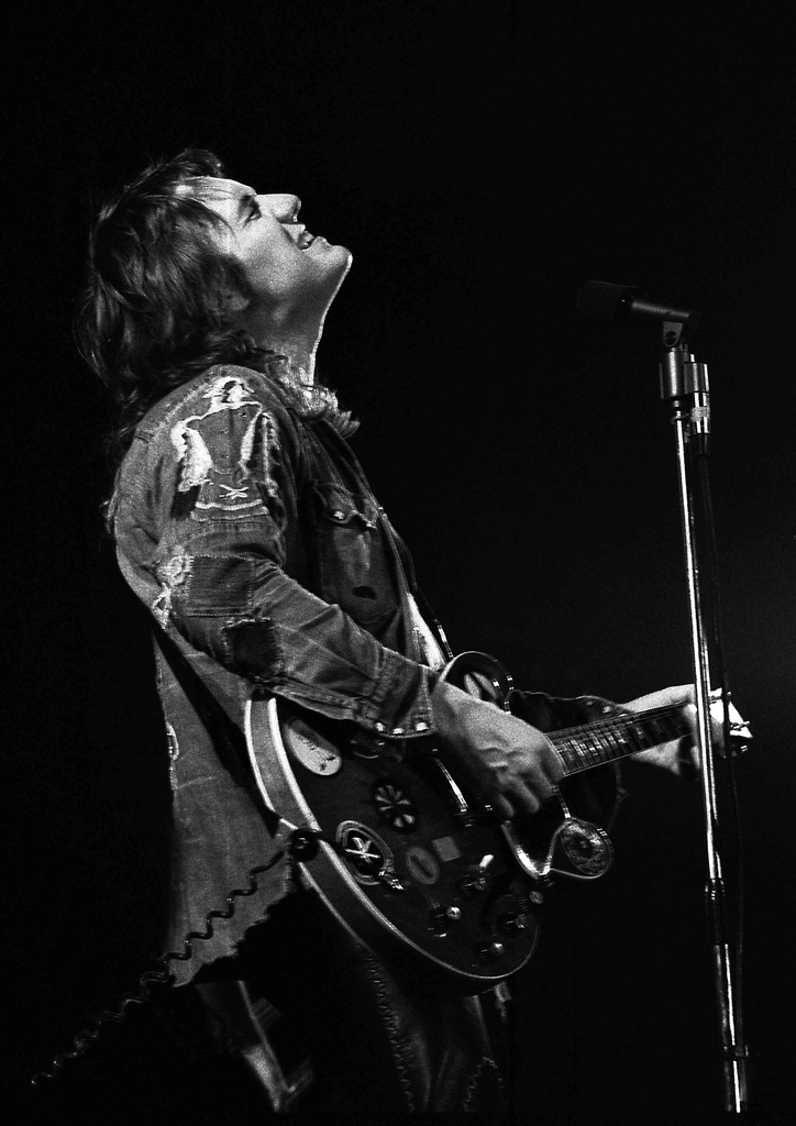 The Alvin Lee Band - Free Fall