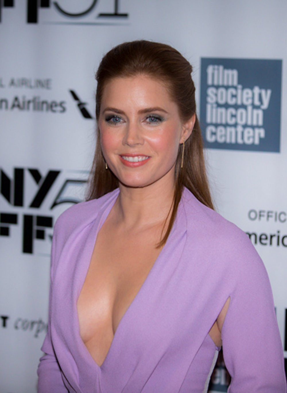 Amy Adams at NYFF 2013...