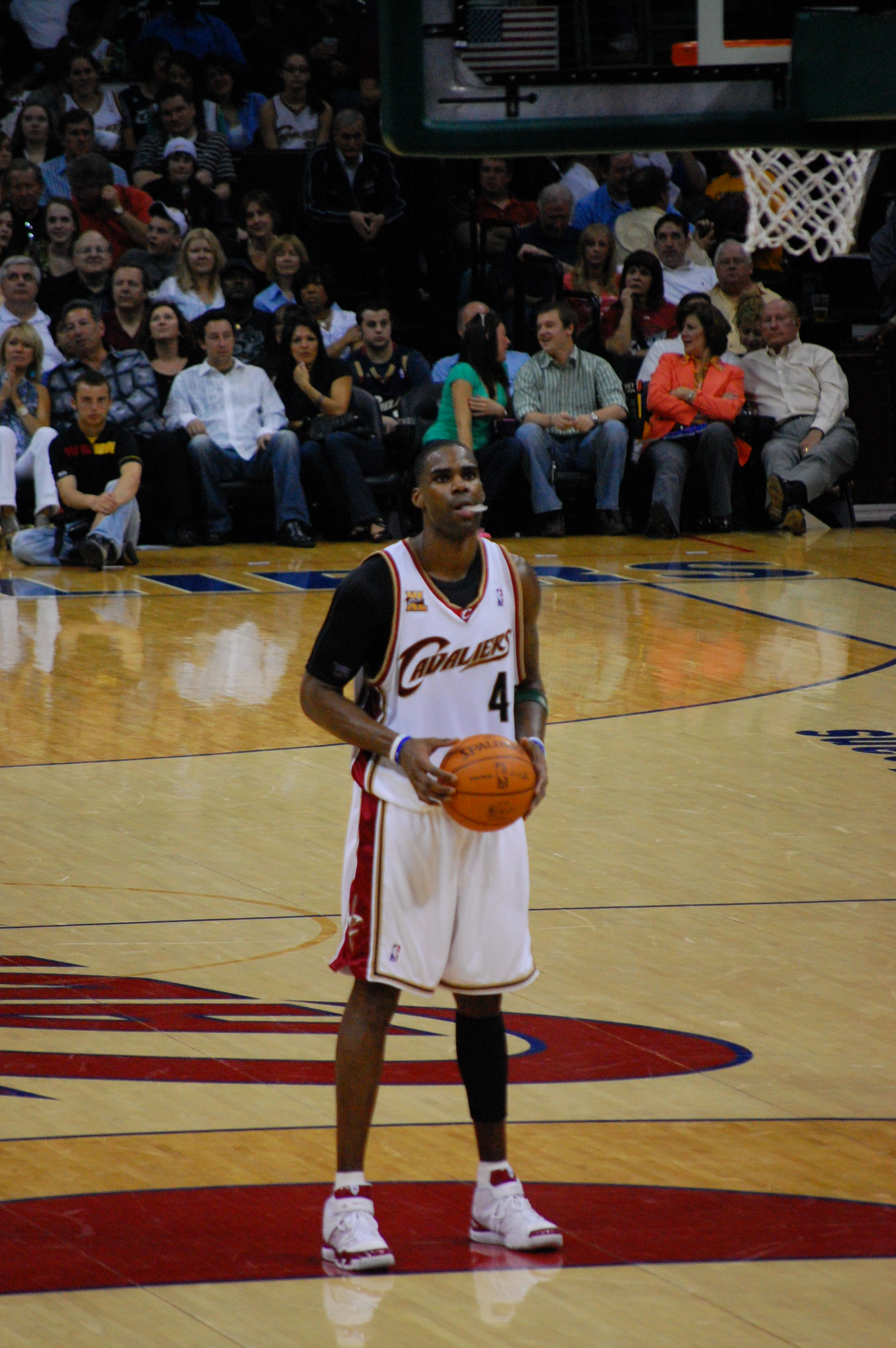 File Antawn Jamison Cleveland Cavaliers vs Atlanta Hawks