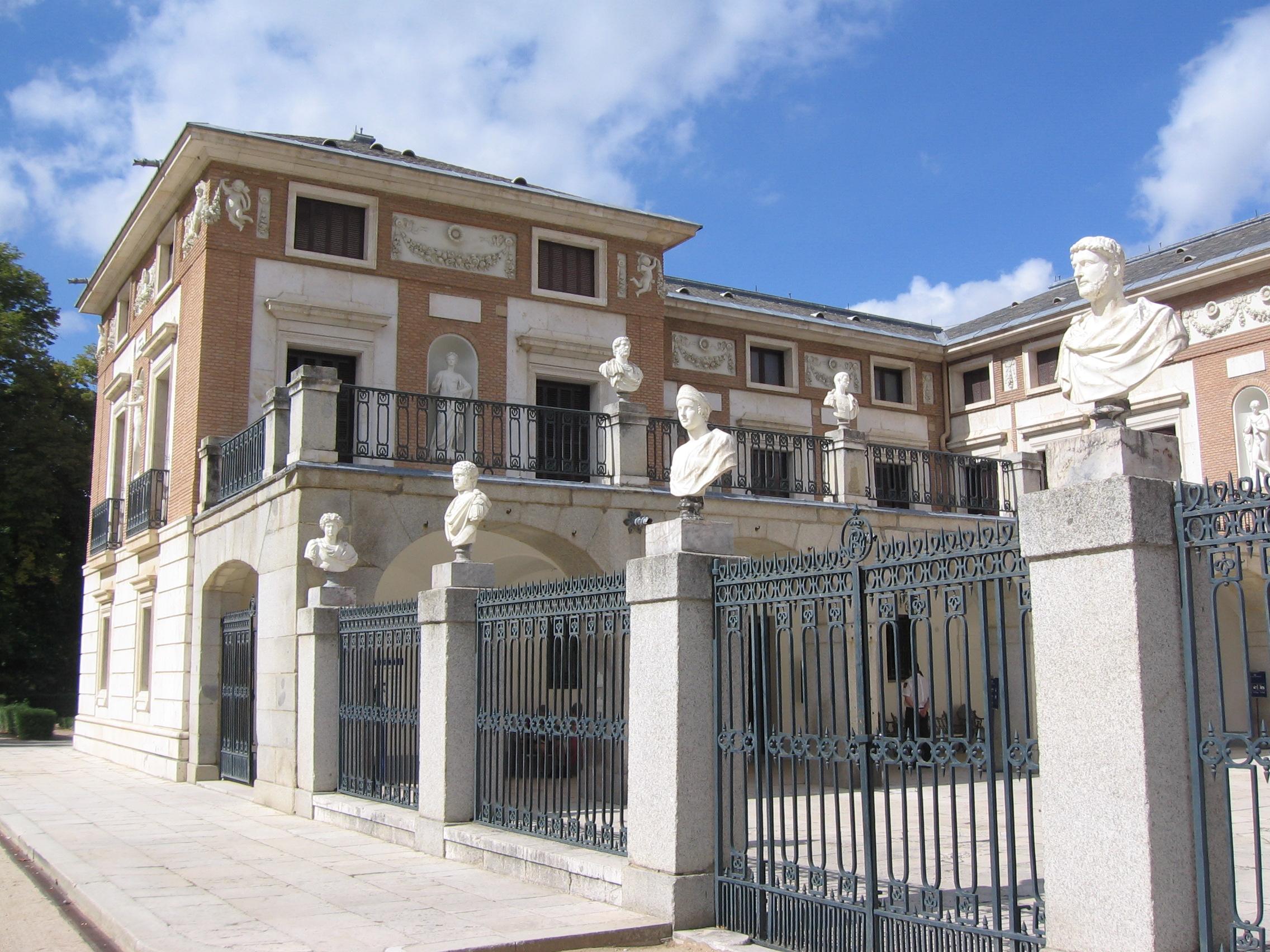 La real casa del labrador en aranjuez blog de viajes for Casa actual