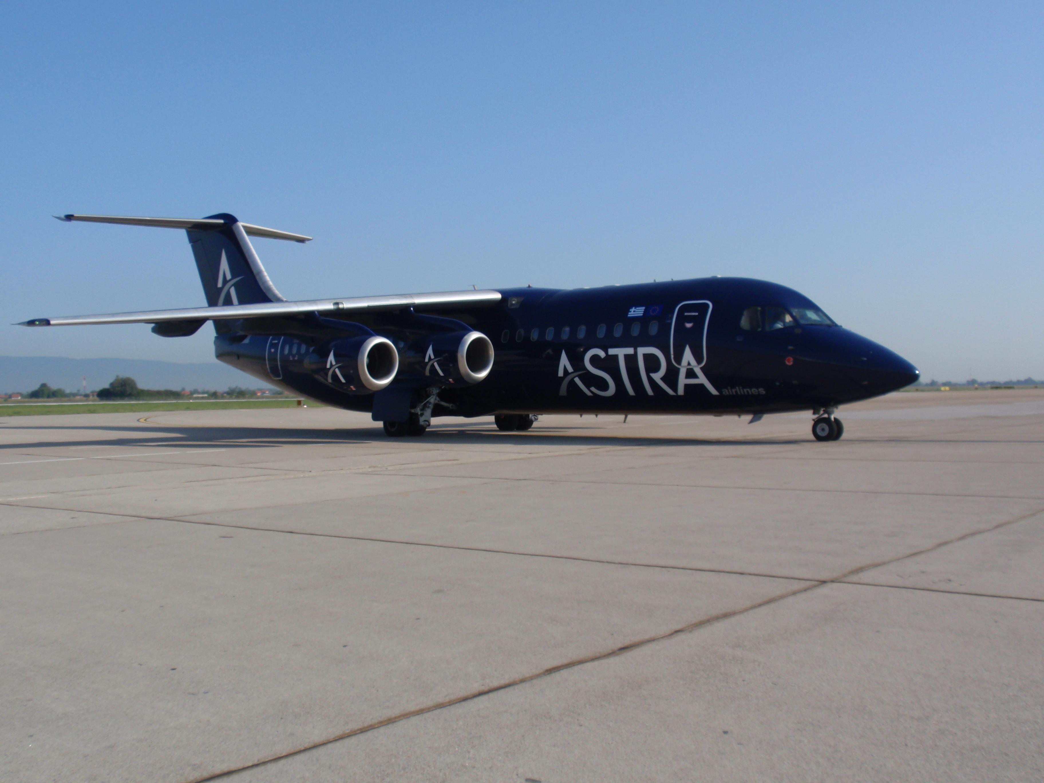 Авиакомпания Астра Эйрлайнз (Astra Airlines). Официальный сайт.2