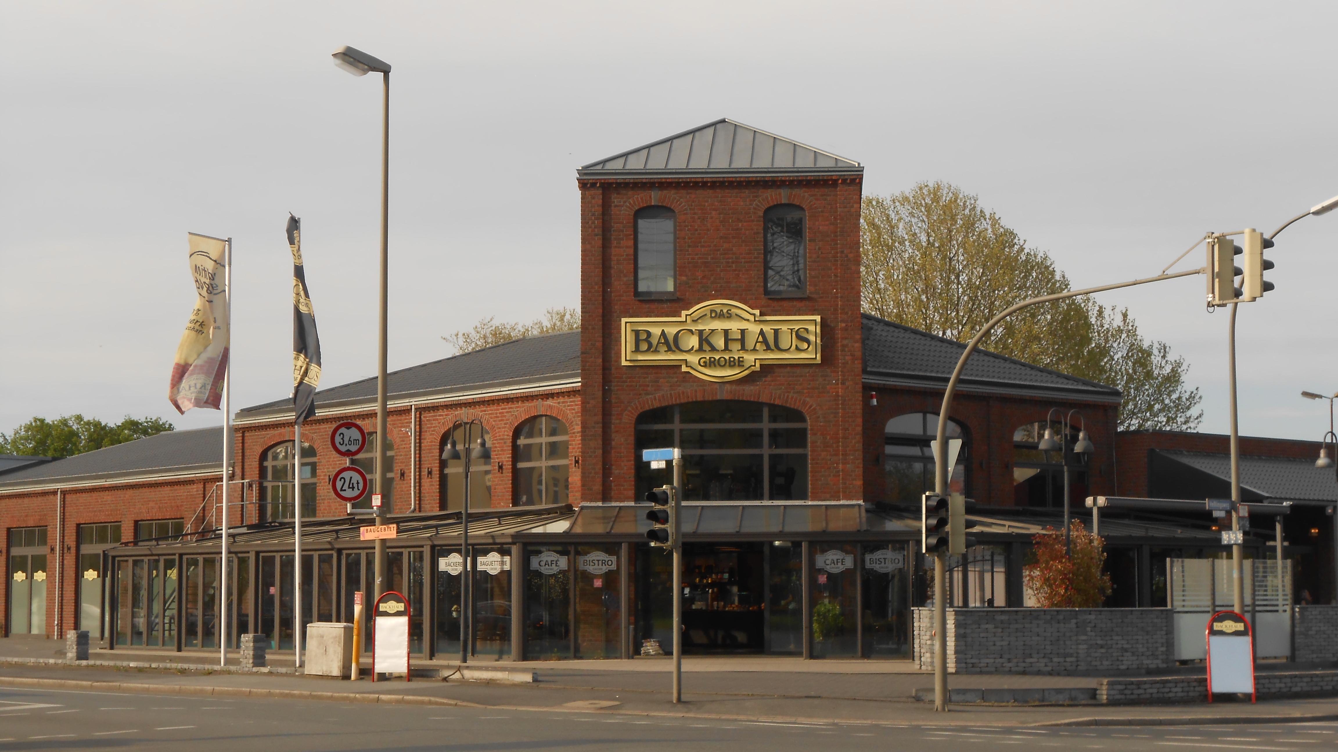 Backhaus Dortmund