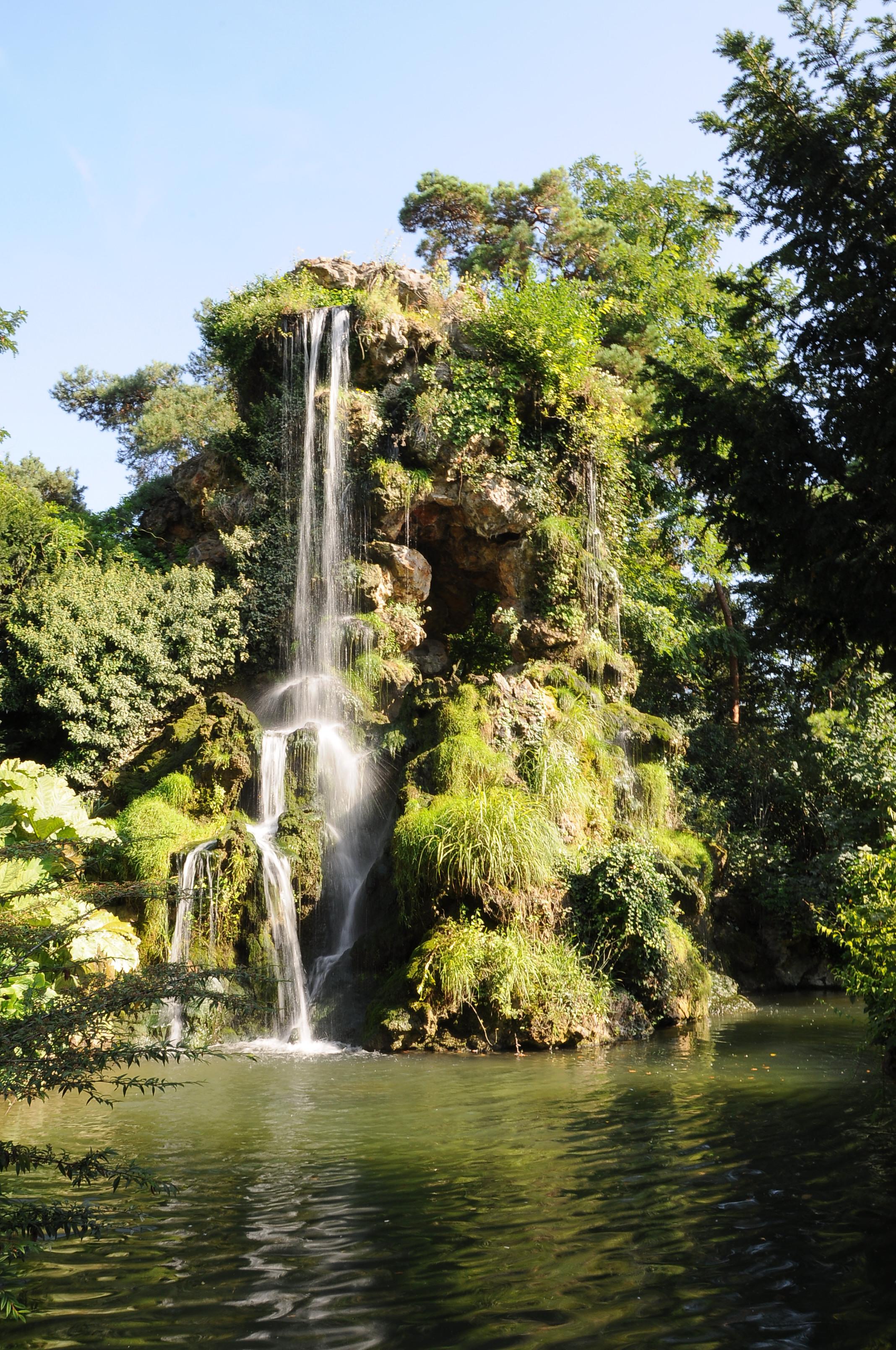 File bagatelle cascade artificielle wikimedia commons - Cascade artificielle exterieur ...