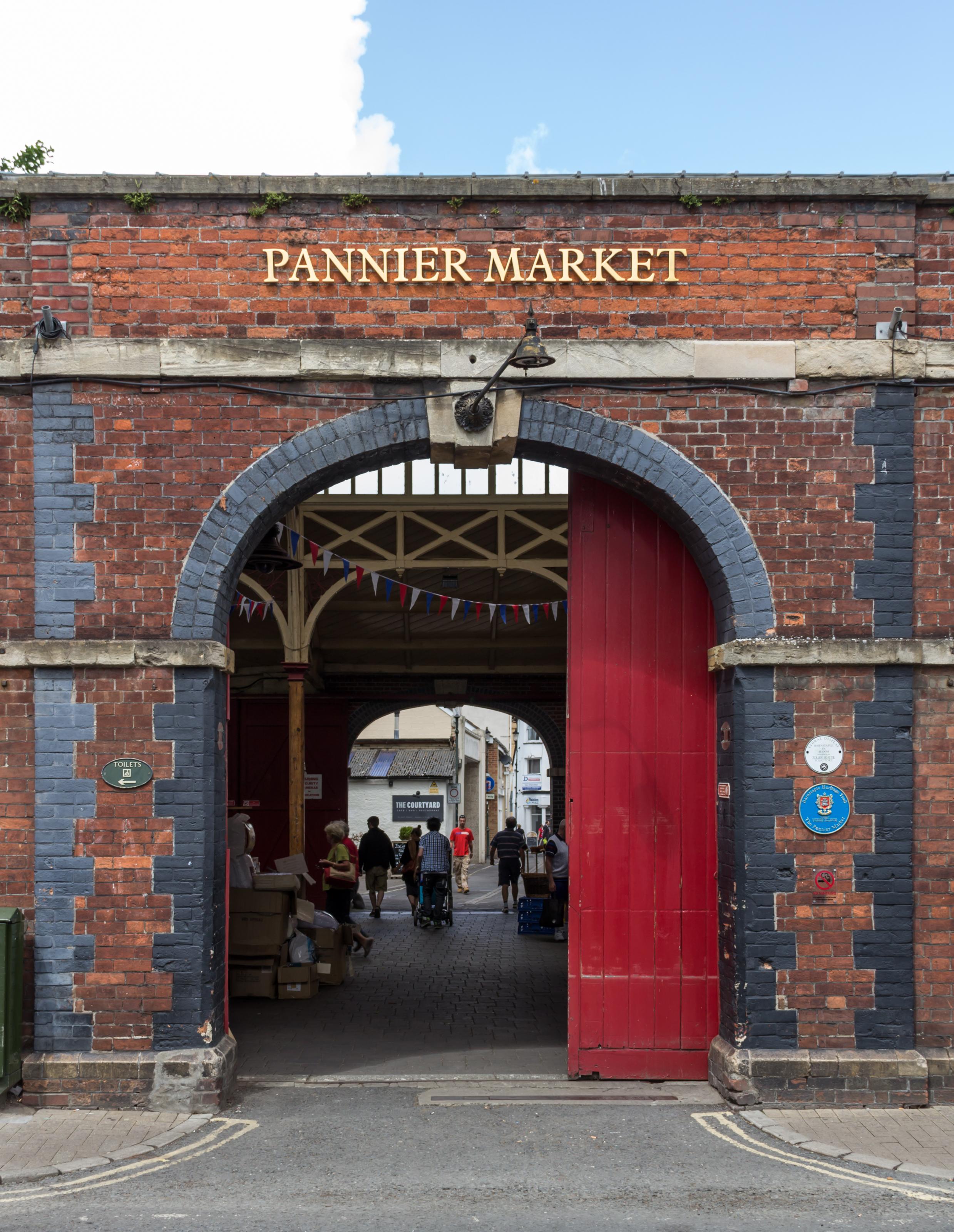 FileBarnstaple (Devon UK) Pannier Market -- 2013 -- & File:Barnstaple (Devon UK) Pannier Market -- 2013 -- 5.jpg ...