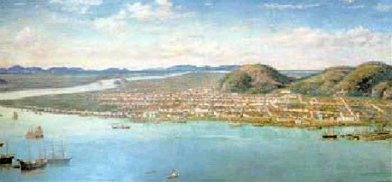 File:Benedito Calixto - Porto de Santos em 1879.jpg