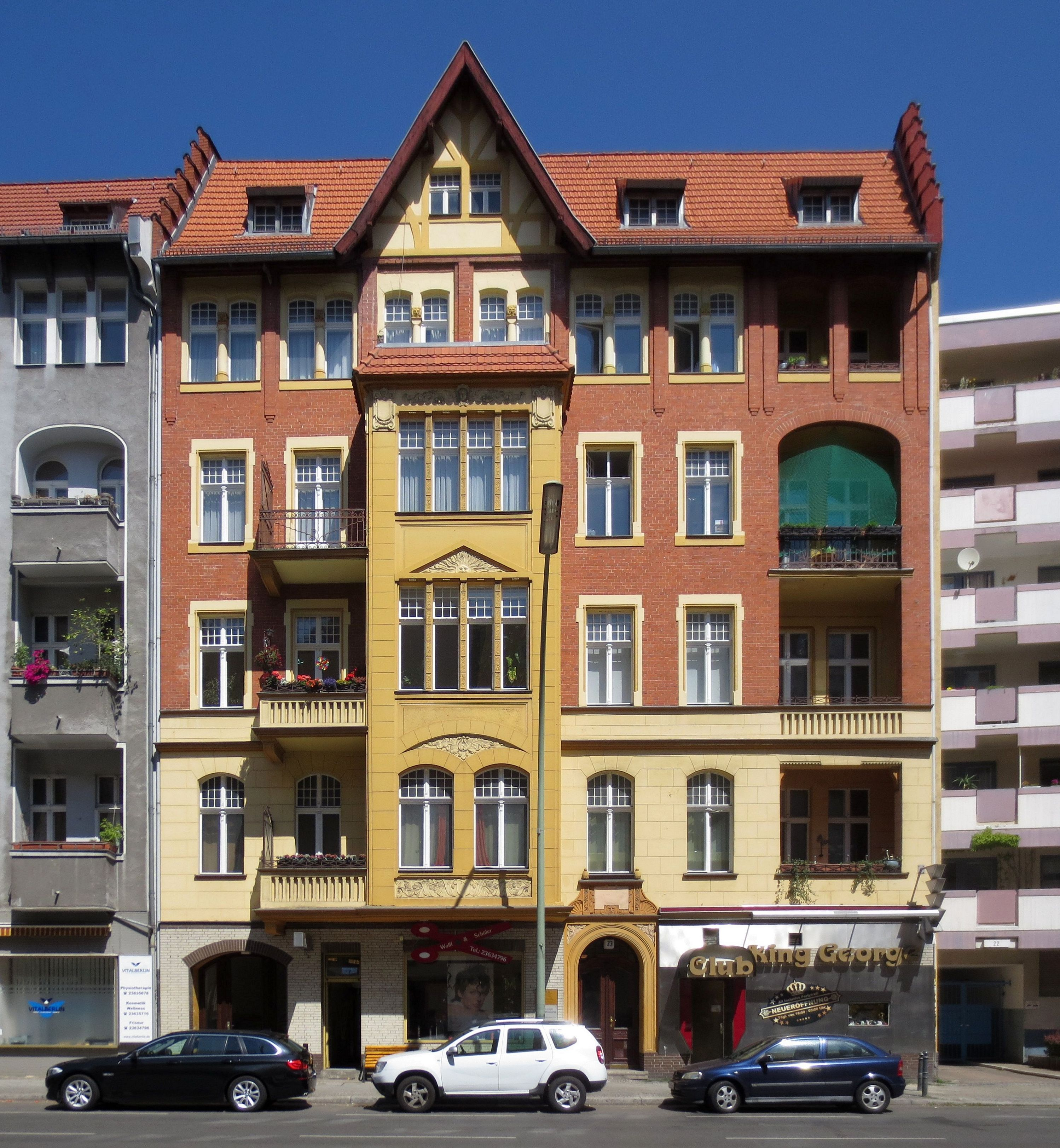 file berlin schoeneberg grunewaldstrasse 23 wikimedia commons. Black Bedroom Furniture Sets. Home Design Ideas
