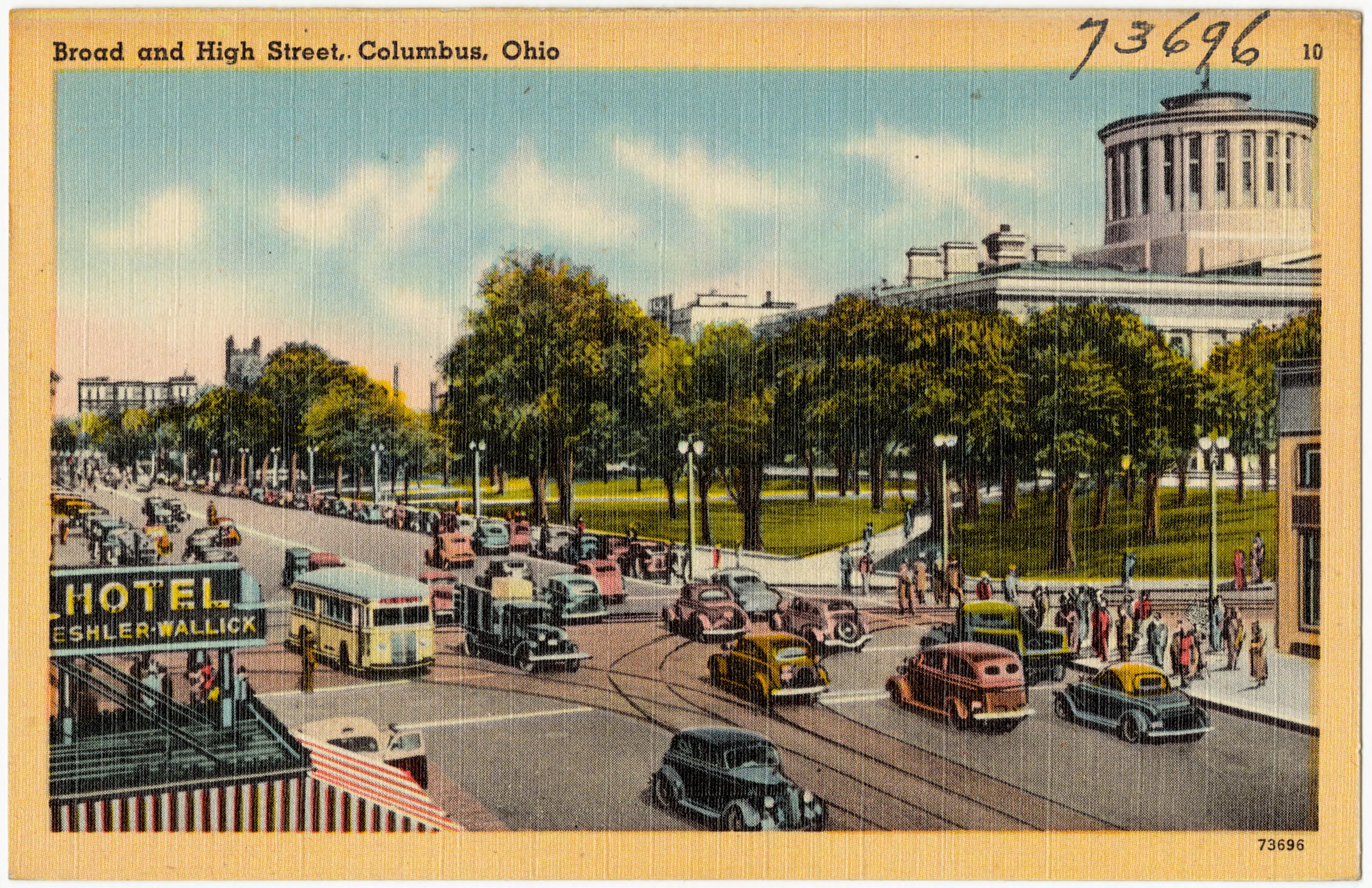 File:Broad and High Street, Columbus, Ohio (73696) jpg