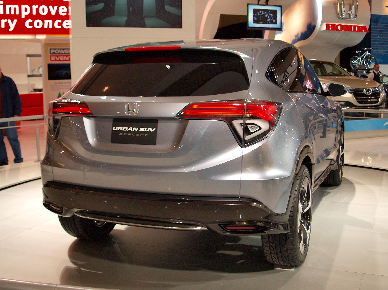 File:CIAS 2013   Honda Urban SUV Concept (8513596525)