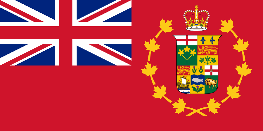 provinces governor general of canada and