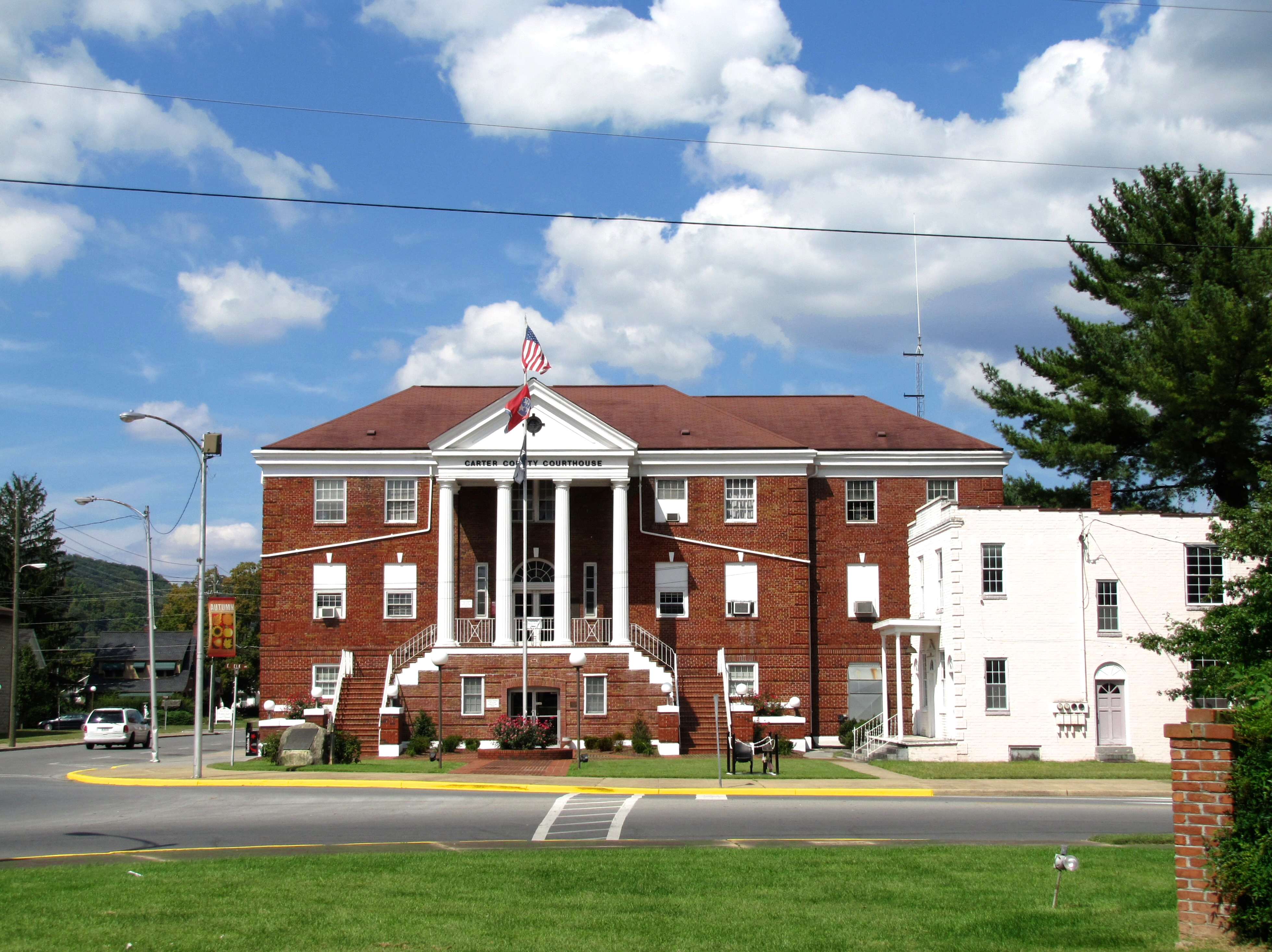 Carter County, Tennessee - Wikipedia