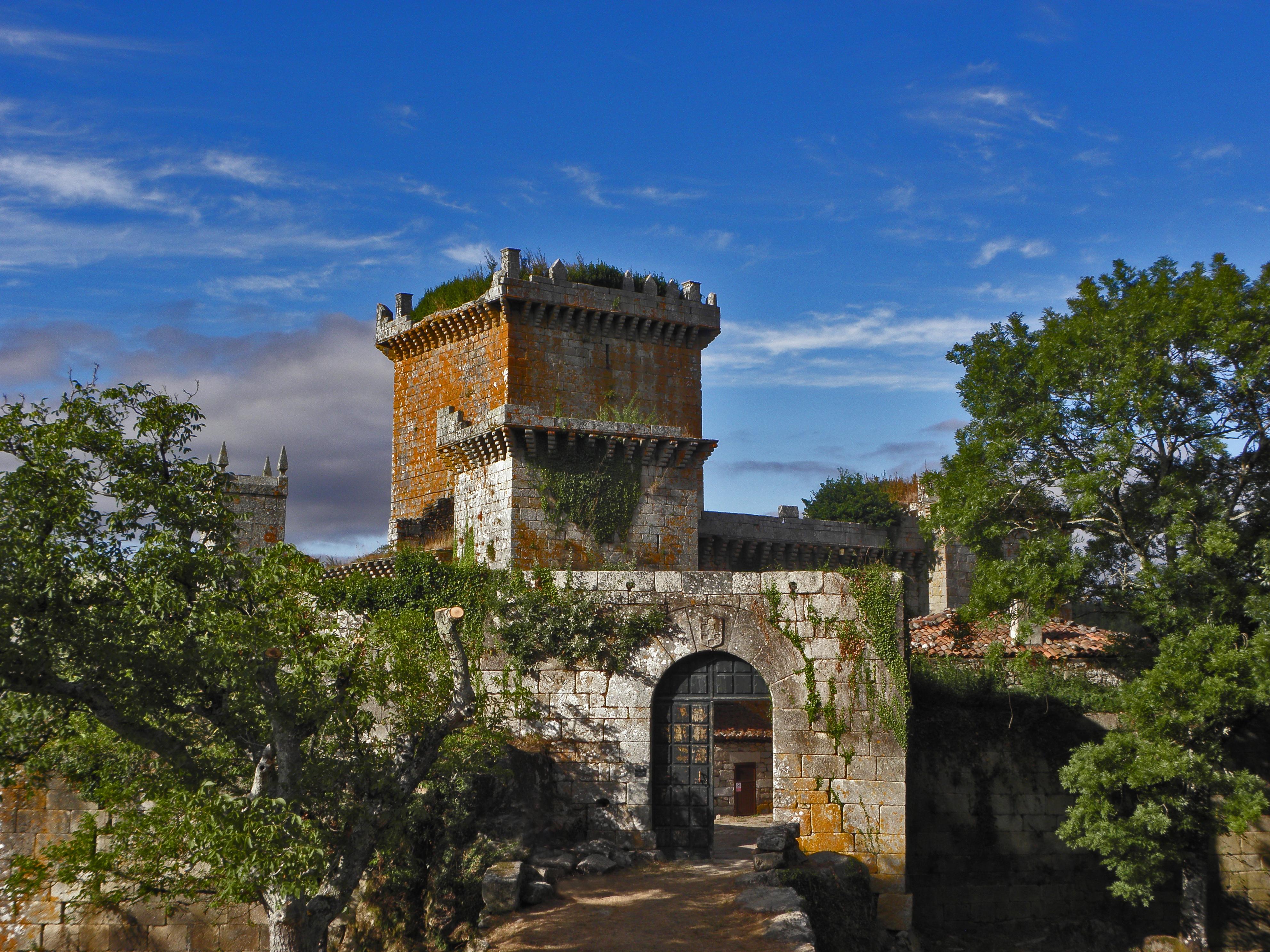 Castelo de Pambre