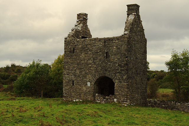 File:Castles of Connacht, Fiddaun, Galway - geograph.org.uk - 1543384.jpg