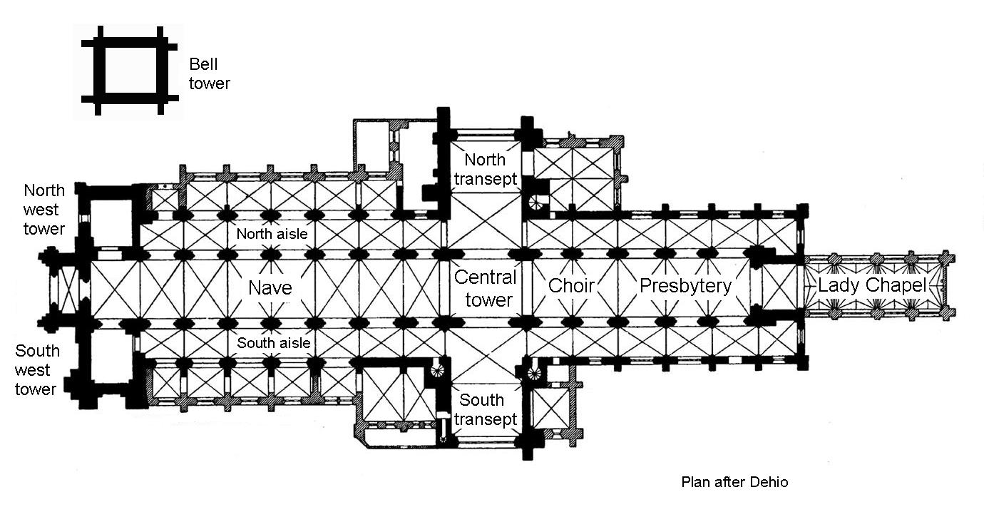 floor plan of pisa cathedral images frompo lichfield cathedral floor plan