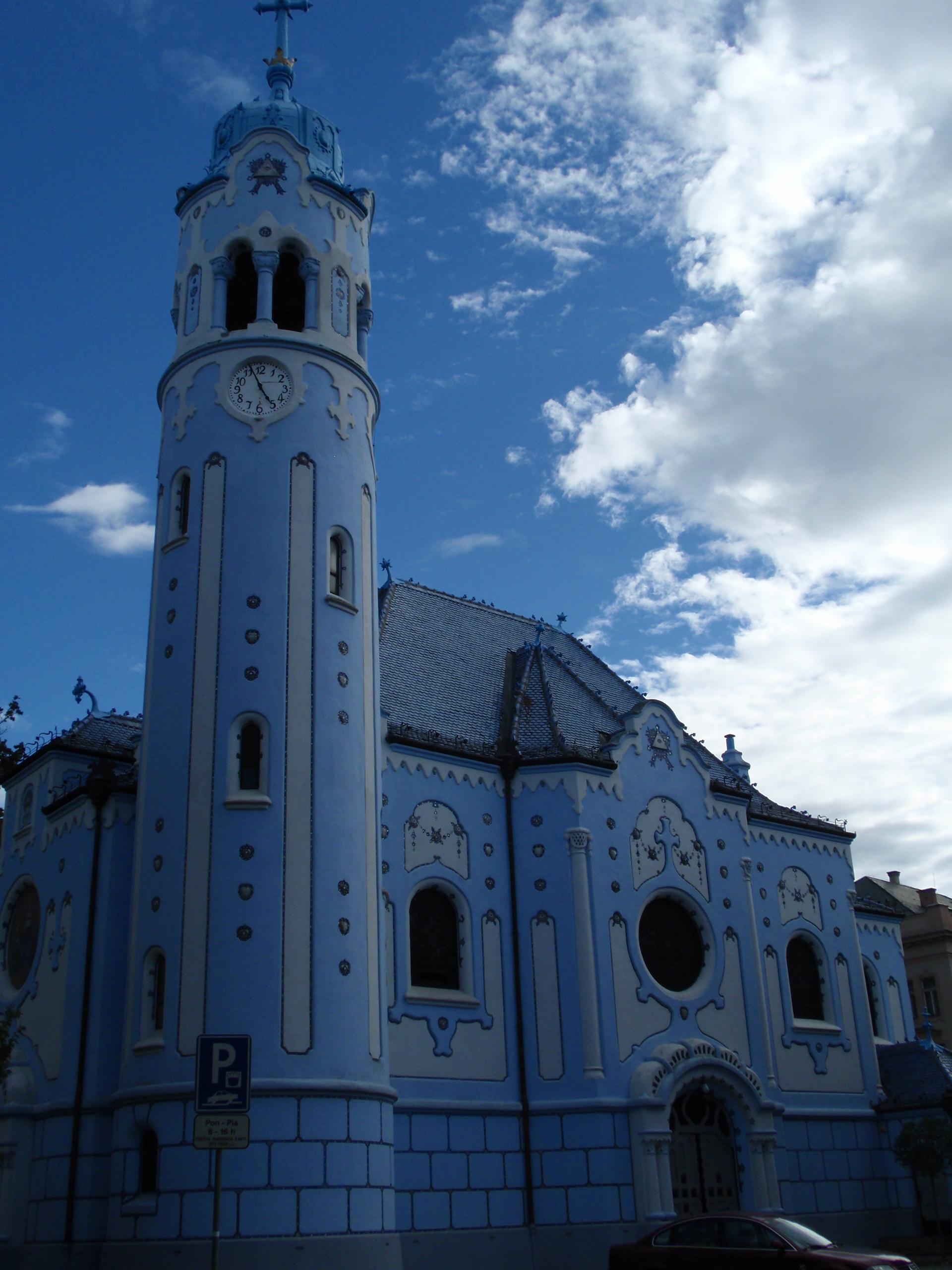 Blue Church Bratislava Blue Church Bratislava