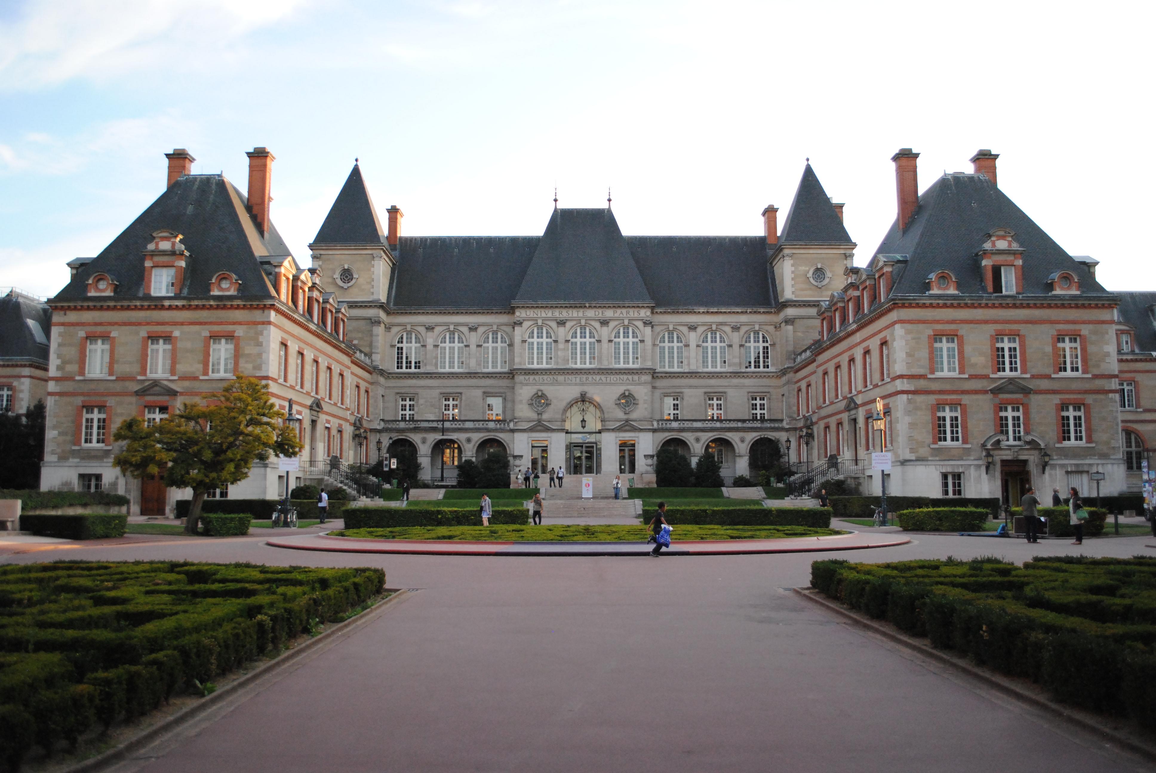 La Maison De La Suede cité internationale universitaire de paris - wikipedia