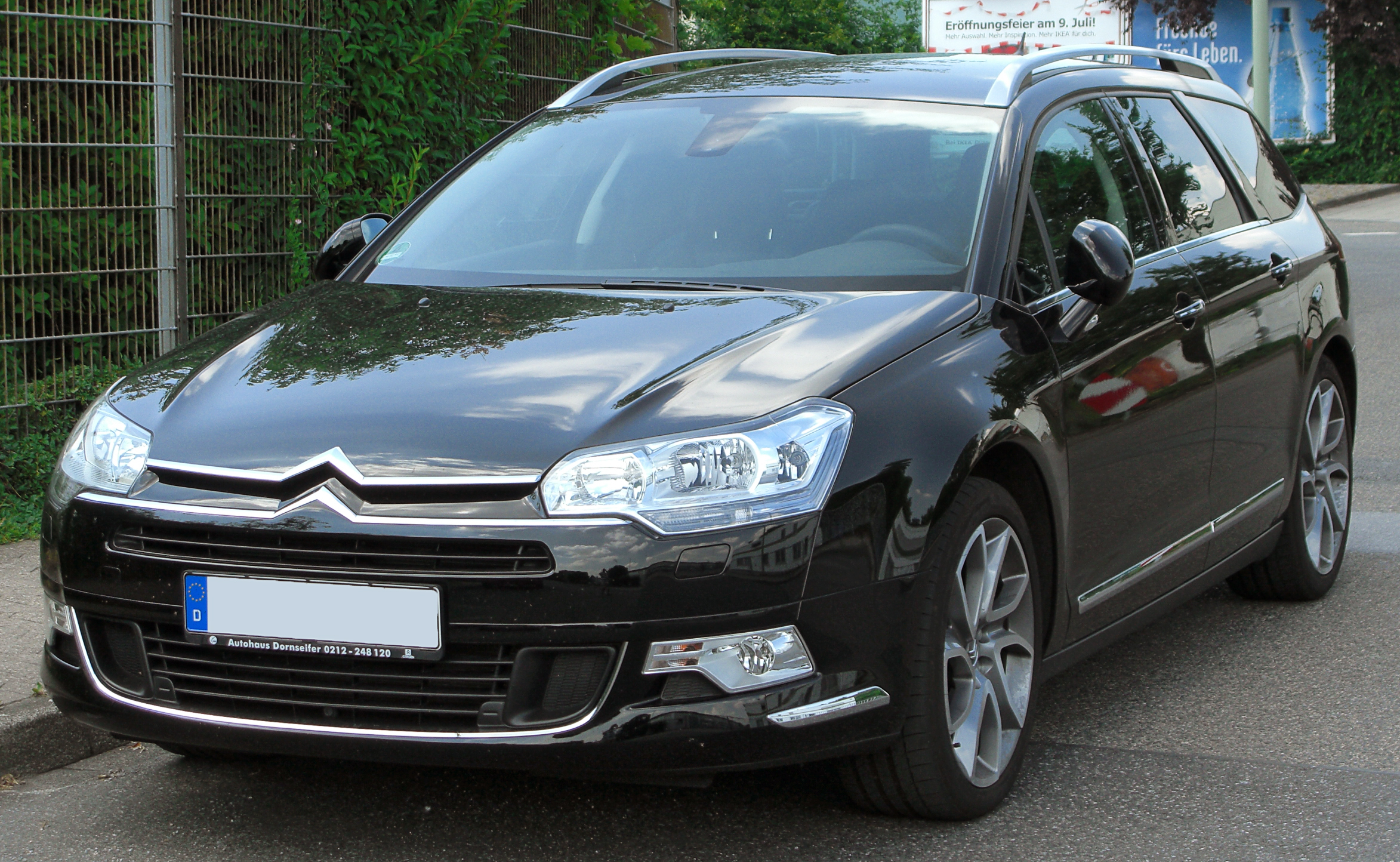 citroen c5 estate dimensions. Black Bedroom Furniture Sets. Home Design Ideas