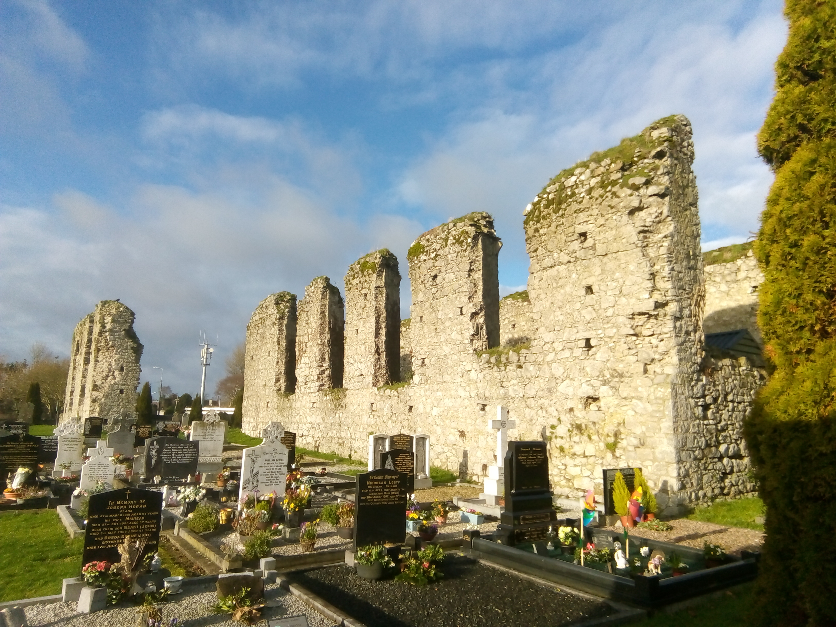 Short Historical Note On Clane - Clane Festival