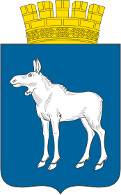 Файл:Coat of Arms of Yoshkar-Ola (Mariy-El) (2005).png