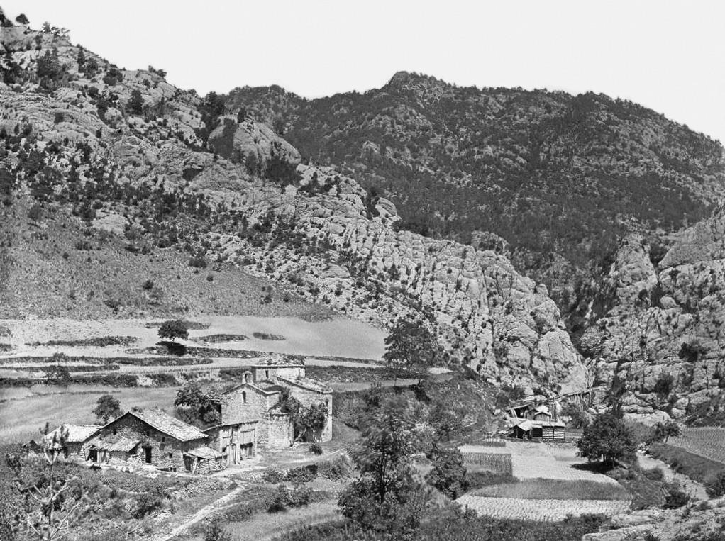 Sant Pere de Graudescales 1893