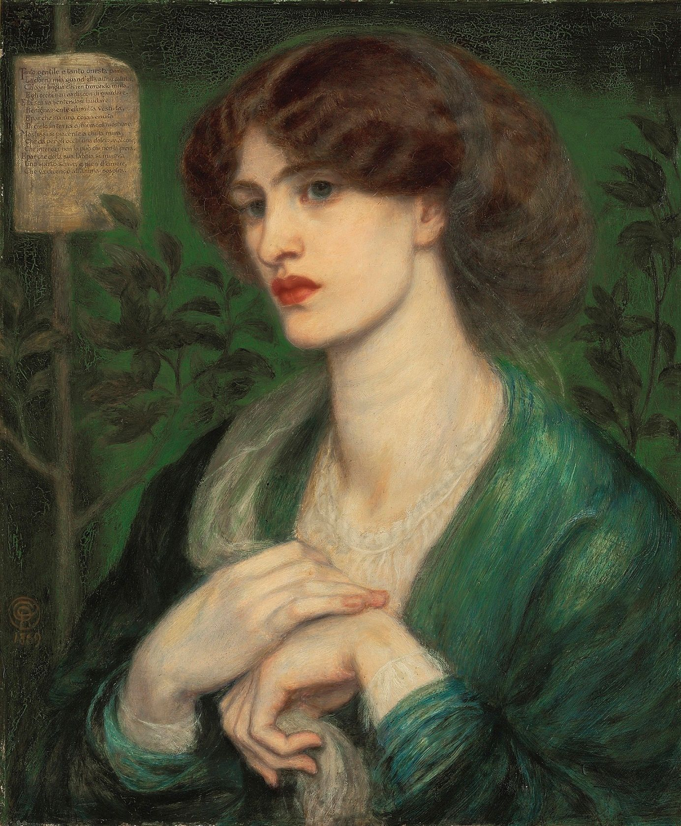 https://upload.wikimedia.org/wikipedia/commons/5/50/Dante_Gabriel_Rossetti_The_Salutation_of_Beatrice_1869.jpg