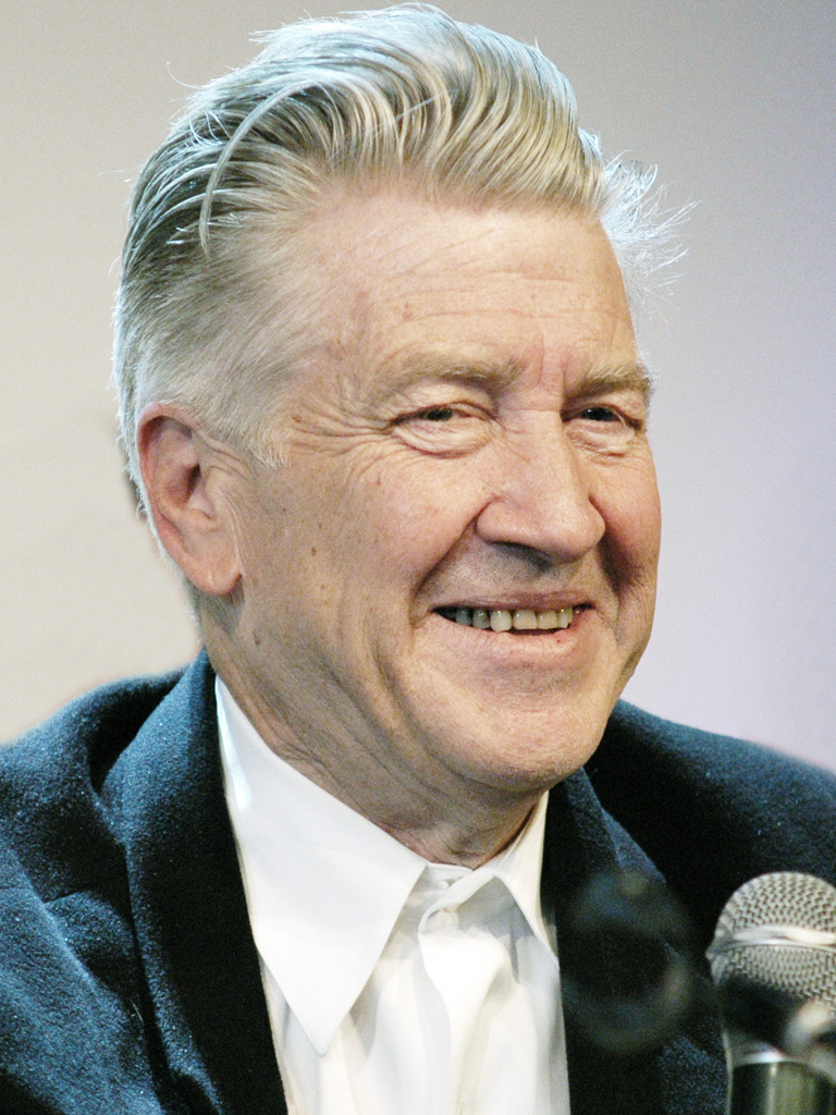 David Lynch nel 2009