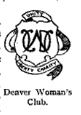 Denver Woman's Club insignia.png