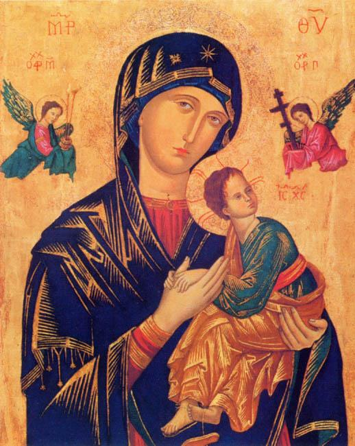 Our Lady of Perpetual Help - Wikipedia