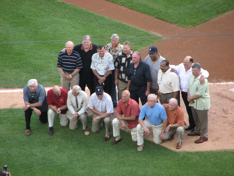 Detroit Tigers World Series Championship Ring