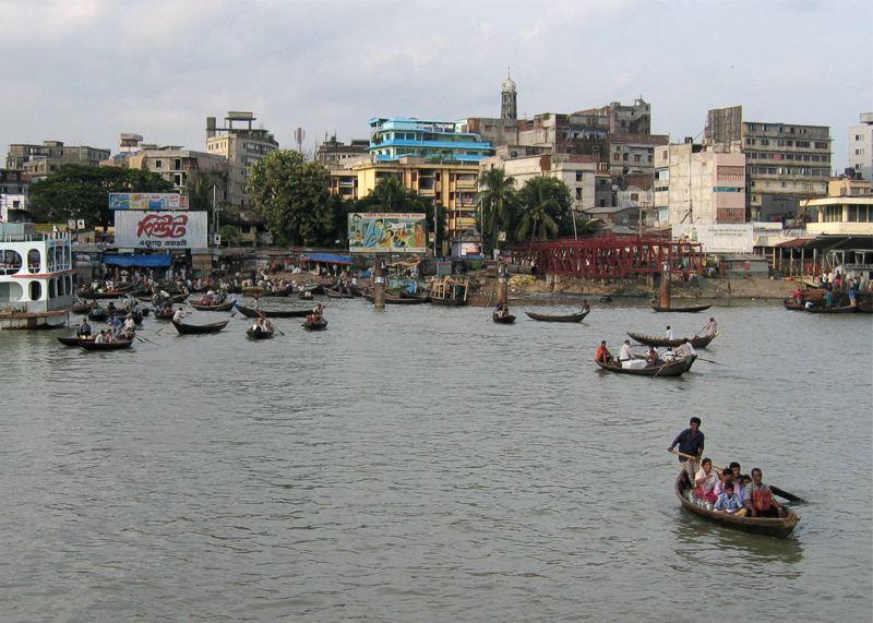 Le Père Rosario a pu s'échapper Dhaka-bangla-port