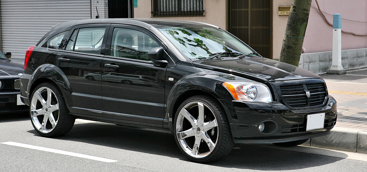 Desktop Wallpapers Dodge Caliber Dodge Caliber 2008