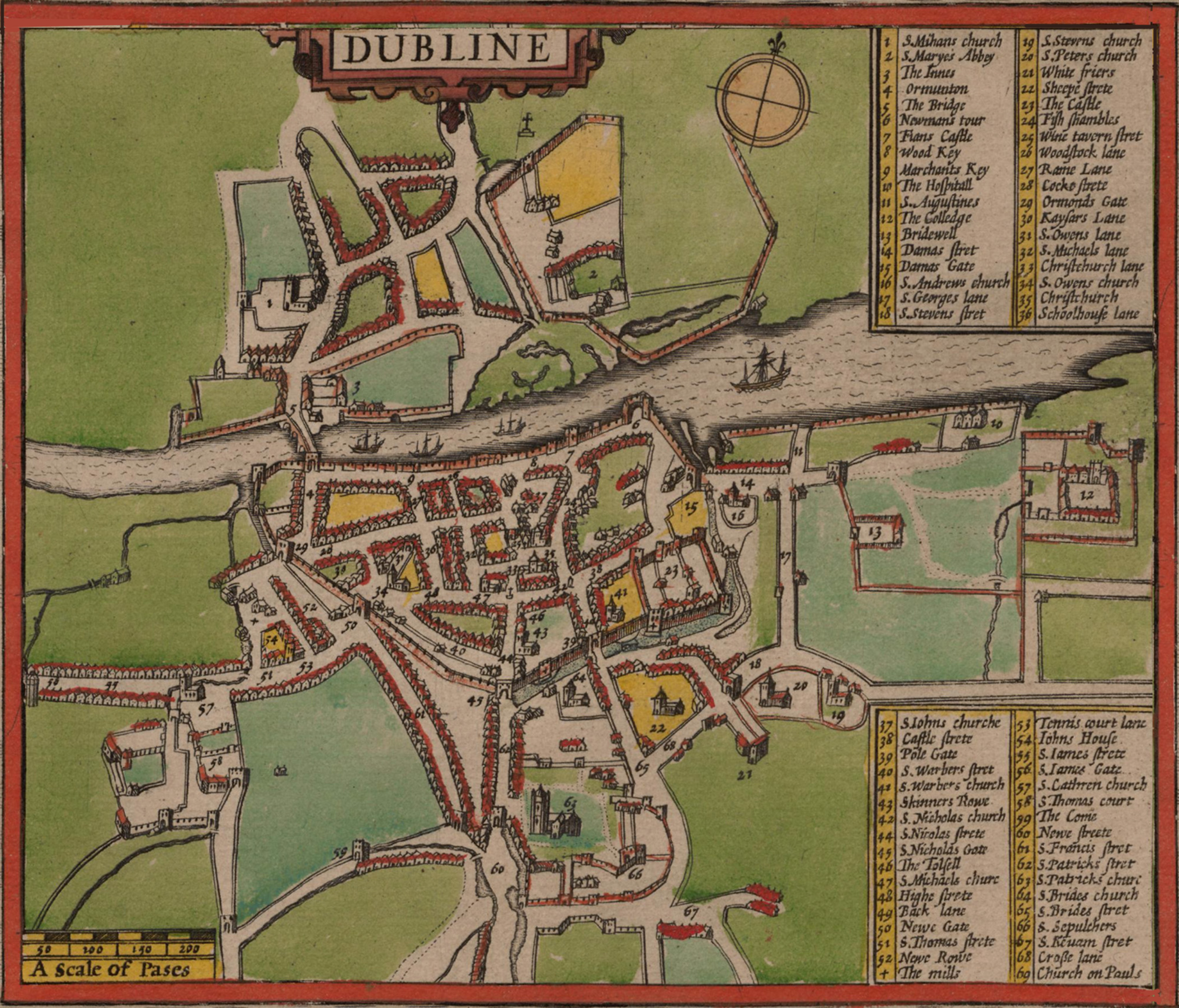 Historical maps of Dublin - Wikipedia