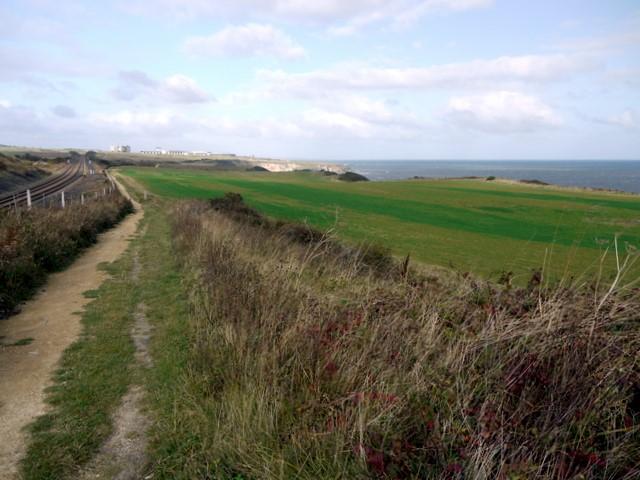 Durham Coastal Path - geograph.org.uk - 1539672