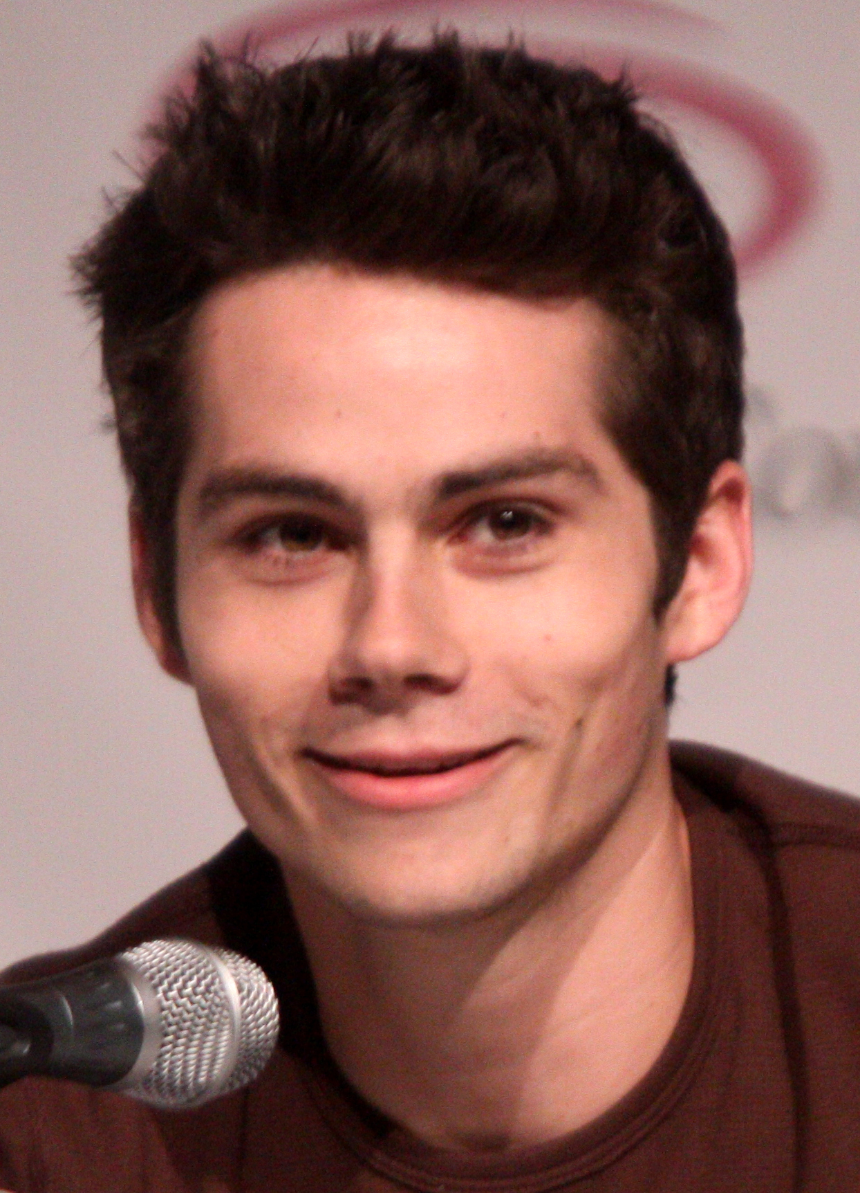 File Dylan O Brien Wondercon 2 2013 Jpg Wikimedia Commons