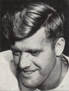 Ed Ulinski American football player