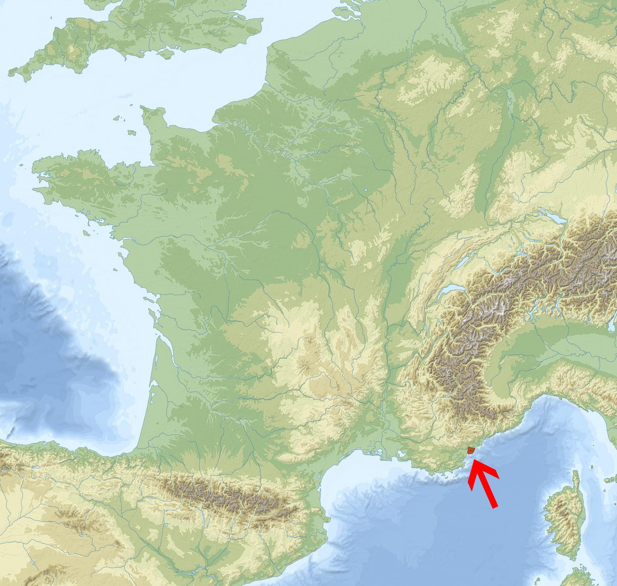 massif de l esterel carte File:Esterel carte.   Wikimedia Commons