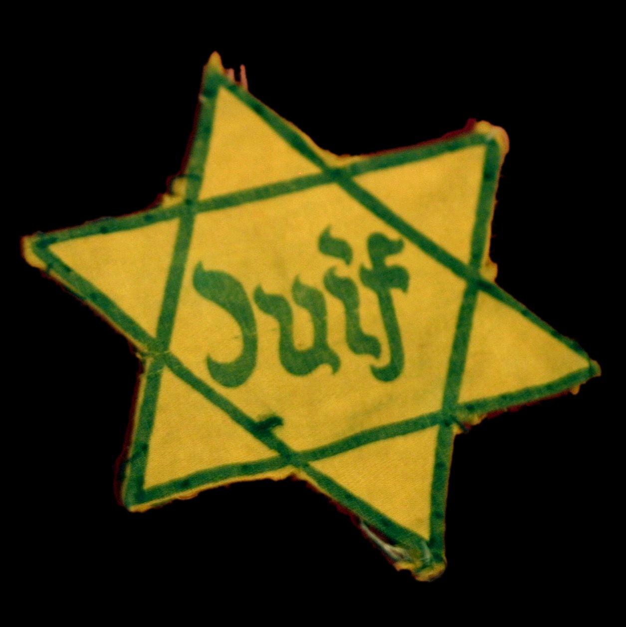 Estrella de David.
