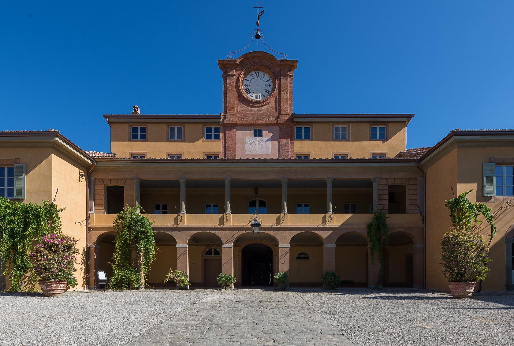Image result for villa reale di marlia palazzina dell'orologio