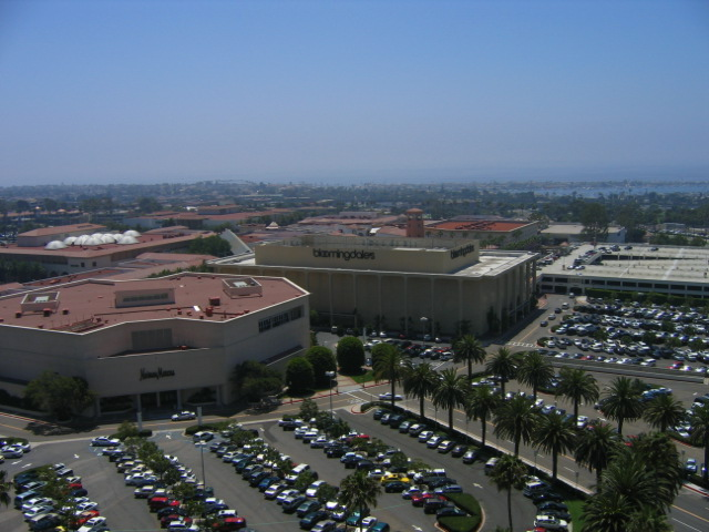 Fashion Island Mall Hotels
