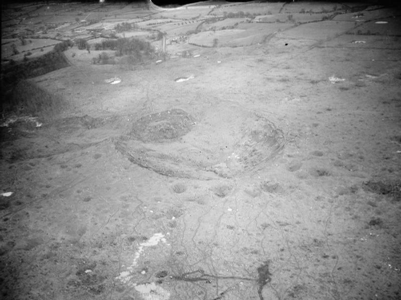 Fauld crater