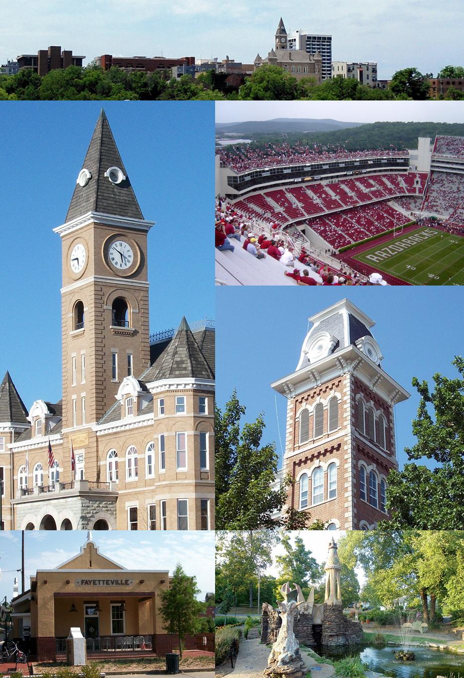 Fayetteville Arkansas Best Hotels