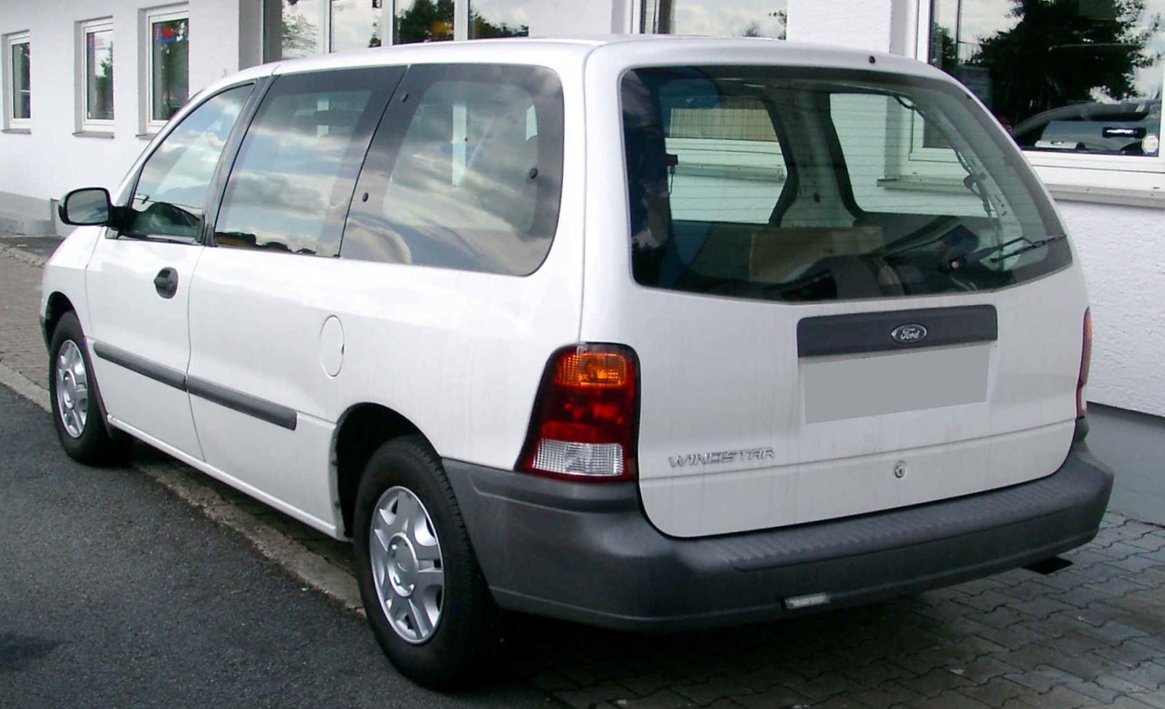 ford windstar wikipedia    ford cars