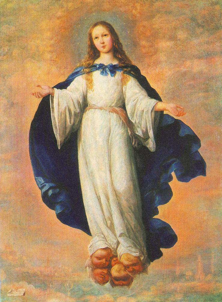File Francisco De Zurbaran Immaculate Conception