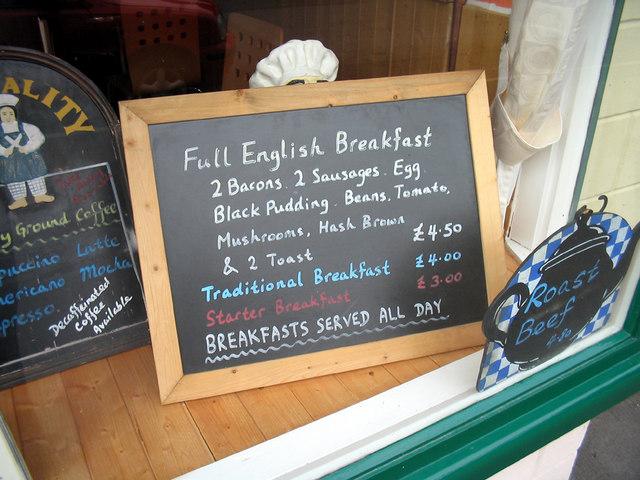 Risultati immagini per english breakfast