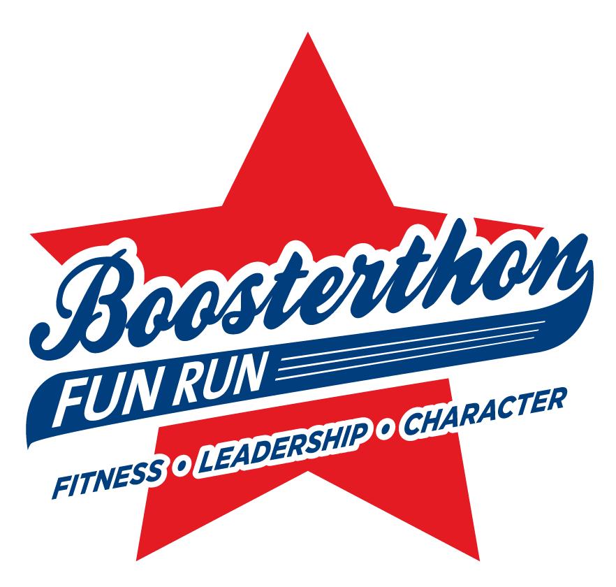 Boosterthon Fun Run: Fitness - Leadership - Character