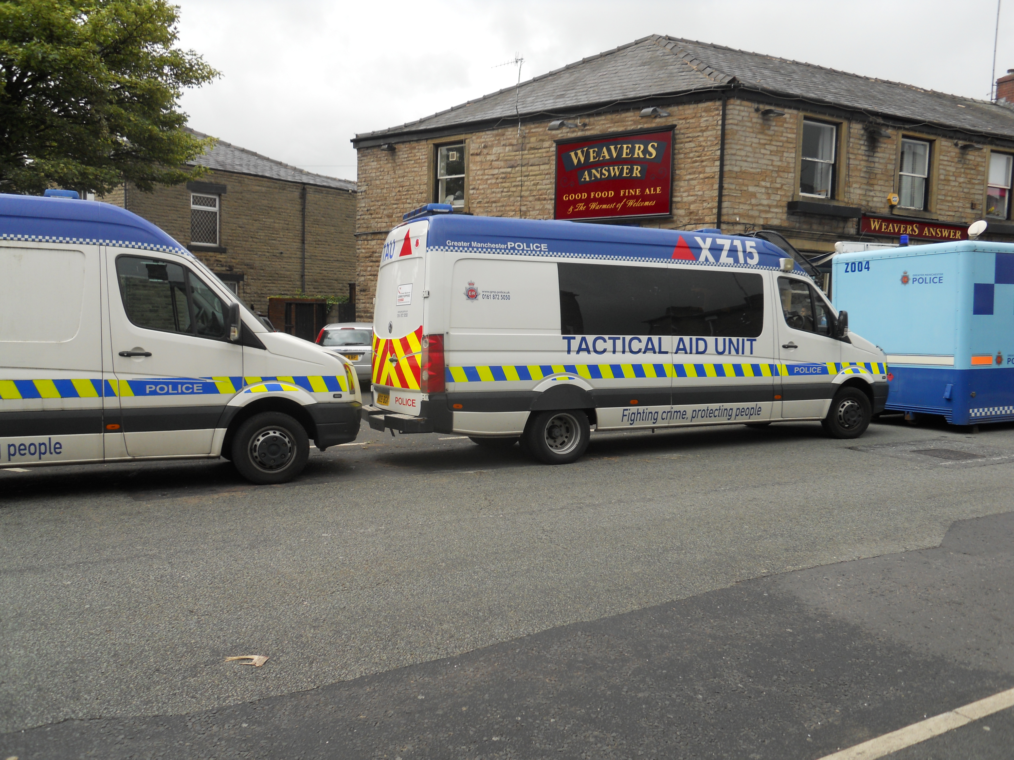 File:GMP Tactical Aid Unit Volkswagen Crafter XZ15.jpg - Wikimedia Commons