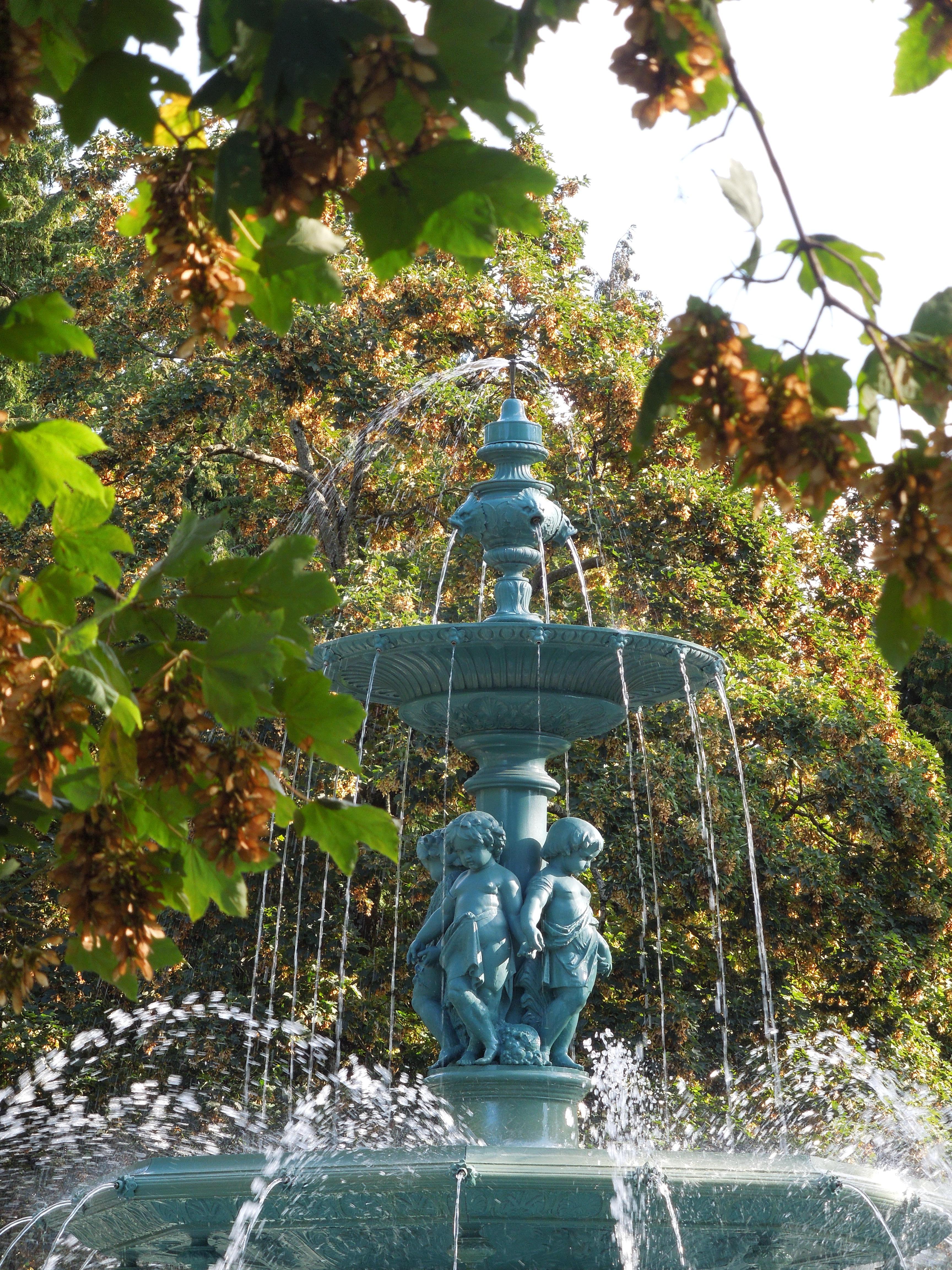 File Geneve Jardin Anglais Fontaine 3 Jpg Wikimedia Commons